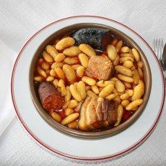 Hotel Valle Las LuiÑas Кудильеро питание фото 3
