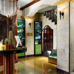 Continental Genova Hotel Генуя интерьер отеля