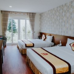 Phuong Nam Mimosa Hotel Далат комната для гостей фото 2