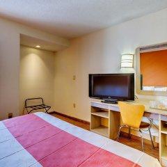 Отель Motel 6 Washington D.C. США, Вашингтон - отзывы, цены и фото номеров - забронировать отель Motel 6 Washington D.C. онлайн удобства в номере фото 2