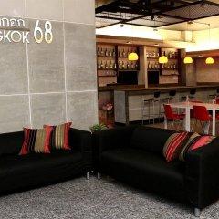 Отель Bangkok 68 интерьер отеля фото 2