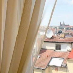 Отель Best Western City Hotel Moran Чехия, Прага - - забронировать отель Best Western City Hotel Moran, цены и фото номеров балкон