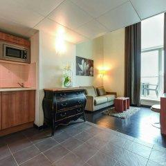 Отель Appart'City Confort Paris Grande Bibliotheque Франция, Париж - отзывы, цены и фото номеров - забронировать отель Appart'City Confort Paris Grande Bibliotheque онлайн комната для гостей фото 6