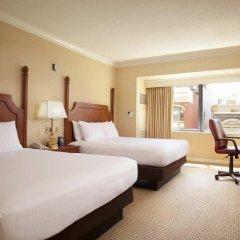 Отель Hilton San Francisco Union Square 4* Номер Делюкс с 2 отдельными кроватями