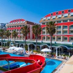 Orange County Resort Hotel Belek Богазкент приотельная территория фото 2