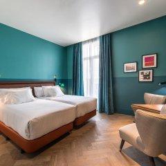 Отель Vincci The Mint Испания, Мадрид - отзывы, цены и фото номеров - забронировать отель Vincci The Mint онлайн комната для гостей фото 4