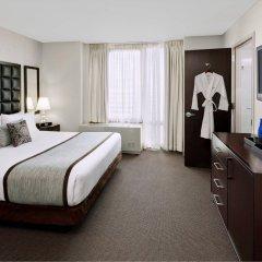 Отель Distrikt Hotel New York City, Tapestry Collection by Hilton США, Нью-Йорк - отзывы, цены и фото номеров - забронировать отель Distrikt Hotel New York City, Tapestry Collection by Hilton онлайн комната для гостей фото 4