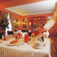 Victoria Palace Hotel Paris питание