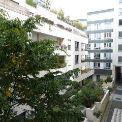Отель My Home For You B&B Франция, Париж - отзывы, цены и фото номеров - забронировать отель My Home For You B&B онлайн балкон