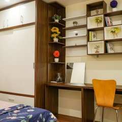 Отель Mushroom Homestay Ha Long удобства в номере
