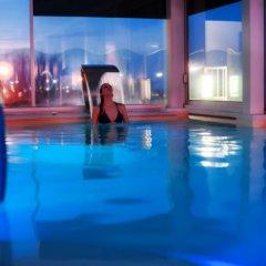 Savoia Hotel Rimini бассейн