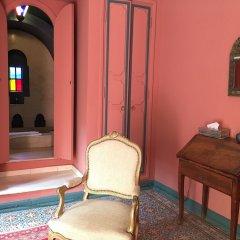 Отель Riad Monika Марокко, Марракеш - отзывы, цены и фото номеров - забронировать отель Riad Monika онлайн комната для гостей фото 4