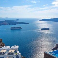 Отель Pegasus Suites & Spa Остров Санторини пляж