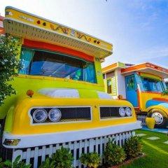 Отель Rachawadee Resort Koh Larn городской автобус