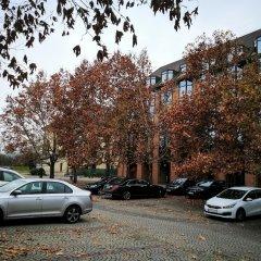 Отель Aquincum парковка