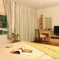 Отель Nara Suite Residence Бангкок комната для гостей фото 5