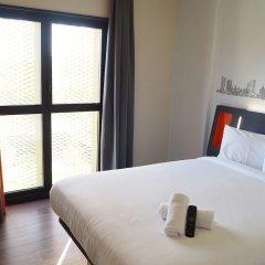 Отель easyHotel Barcelona Fira Испания, Оспиталет-де-Льобрегат - отзывы, цены и фото номеров - забронировать отель easyHotel Barcelona Fira онлайн комната для гостей фото 3