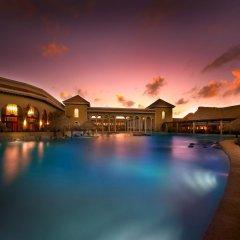 Отель Paradisus Palma Real Golf & Spa Resort All Inclusive Доминикана, Пунта Кана - 1 отзыв об отеле, цены и фото номеров - забронировать отель Paradisus Palma Real Golf & Spa Resort All Inclusive онлайн бассейн фото 3