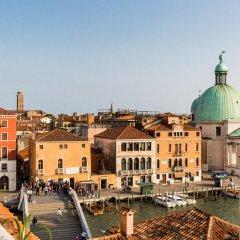 Bellini Hotel Венеция приотельная территория