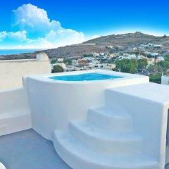 Отель The Luna Suites Греция, Остров Санторини - отзывы, цены и фото номеров - забронировать отель The Luna Suites онлайн балкон