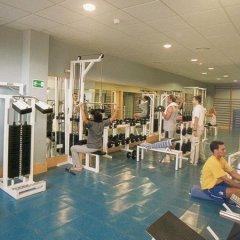 Отель Estudios RH Vinaros фитнесс-зал фото 2