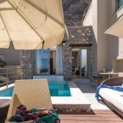 Hotel Antinea Suites & SPA пляж