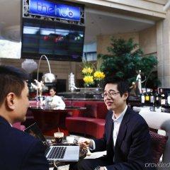 Отель Hilton Guangzhou Science City гостиничный бар