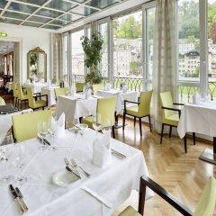 Отель Altstadt Radisson Blu Австрия, Зальцбург - 1 отзыв об отеле, цены и фото номеров - забронировать отель Altstadt Radisson Blu онлайн питание фото 2