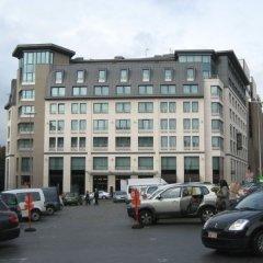 Hotel Sofitel Brussels Europe Брюссель парковка