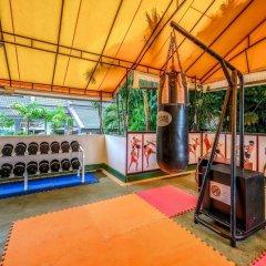 Отель Centara Kata Resort Пхукет фитнесс-зал фото 2