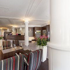 Отель Westcord City Centre Амстердам гостиничный бар