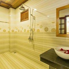 Отель Qua Cam Tim Homestay ванная