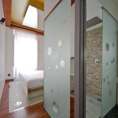 Отель TRECENTO Рим ванная