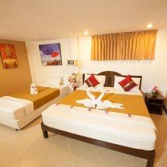Rich Resort Beachside Hotel комната для гостей