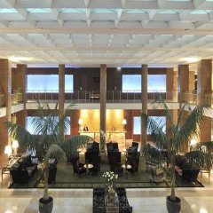 Tivoli Lisboa Hotel интерьер отеля