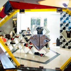 Fashion Hotel Legian фитнесс-зал