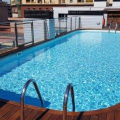 Bcn Montjuic Hotel Барселона бассейн