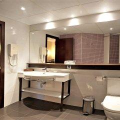 Отель Bernat II Испания, Калелья - 3 отзыва об отеле, цены и фото номеров - забронировать отель Bernat II онлайн ванная