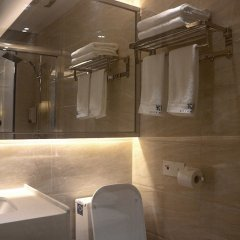 Solo Hotel Shuanglong Store ванная