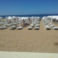 Delphin Apart Hotel Сиде пляж