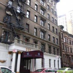 Отель Broadway Hotel & Hostel США, Нью-Йорк - отзывы, цены и фото номеров - забронировать отель Broadway Hotel & Hostel онлайн вид на фасад