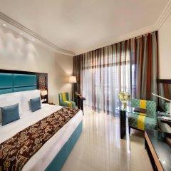 Отель The Ajman Palace комната для гостей