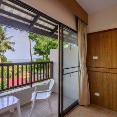 Отель Patong Lodge балкон