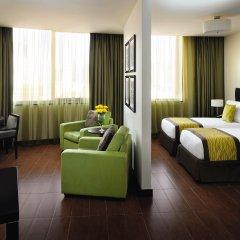 Movenpick Hotel Apartments Al Mamzar Dubai комната для гостей фото 3
