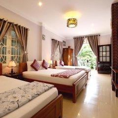 Отель Green Garden Homestay комната для гостей