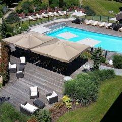 Отель Residence La Reserve Франция, Ферней-Вольтер - отзывы, цены и фото номеров - забронировать отель Residence La Reserve онлайн балкон