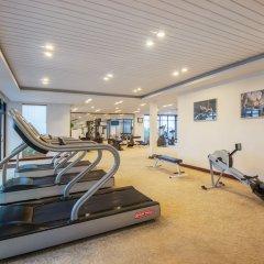 Отель Holiday Inn Shifu Гуанчжоу фитнесс-зал фото 4