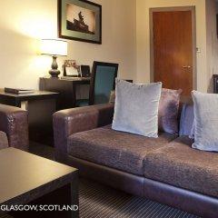 Отель Fraser Suites Glasgow Великобритания, Глазго - отзывы, цены и фото номеров - забронировать отель Fraser Suites Glasgow онлайн комната для гостей фото 4
