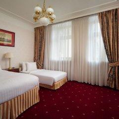 Гостиница Марриотт Москва Тверская комната для гостей фото 10