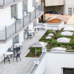 Отель Königshof am Funkturm Германия, Ганновер - 1 отзыв об отеле, цены и фото номеров - забронировать отель Königshof am Funkturm онлайн фото 4